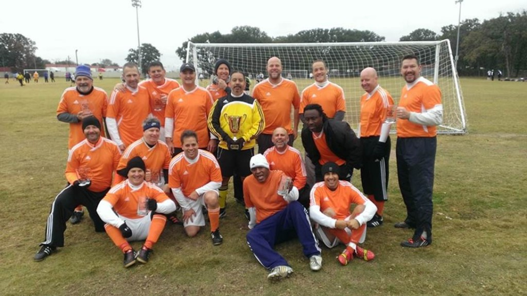 2014 Men's Over40E Fall Champions